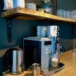 Heerlijke koffie in B&B Bleiswijk uit de Jura espresso machine